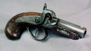 ปืนที่ใช้สังหาร อัลบราฮัม ลินคอล์น