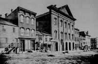 โรงภาพยนต์ ฟอร์ด (Ford's Theatre) ในอดีต