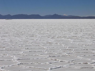 ทะเลทราย เกลือ ใหญ่ที่สุดในโลก