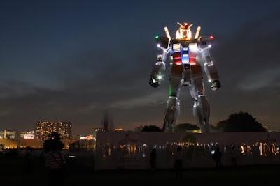 โมเดลกันดั้ม ใหญ่ที่สุดในโลก RX78 Gundam Scale 1:1