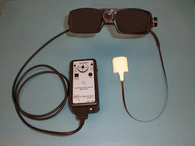 สิ่งประดิษฐ์ ที่จะทำให้คุณ มีตาติดอยู่ที่ลิ้น ( BrainPort )