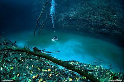 ถ้ำสองน้ำ ถ้ำที่สวยและน่าพิศวงที่สุด