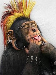 Moyetpun Punya Hair Style