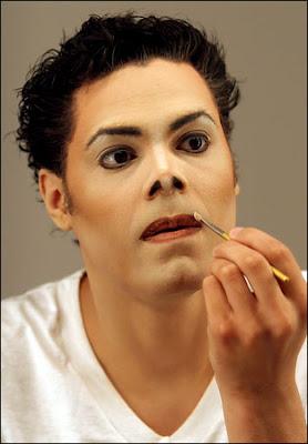 Michael Jackson - Make Over tanpa Operasi Plastik