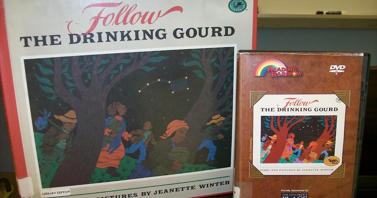 Music Matters: Follow the Drinking Gourd