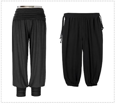 Black+genie+pants