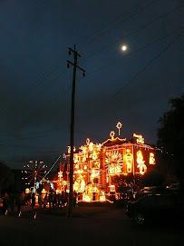 閃閃聖誕燈