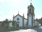 Igreja de Santa Eulália da freguesia de Fermentões , Braga , Portugal