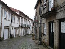 Rua do Centro de Vila Nova de Cerveira