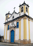 Igreja de Santo Antonio em Itatiaia , MG