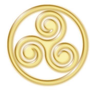 La triple espiral