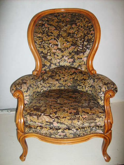 I was made by restauration de fauteuil - Cours de restauration de fauteuil ...