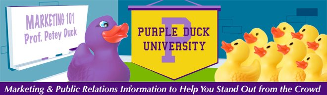 Purple Duck University