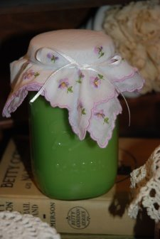 Antique Jar Candles