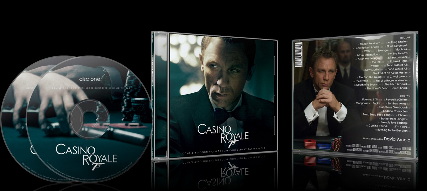 david arnold casino royale songs
