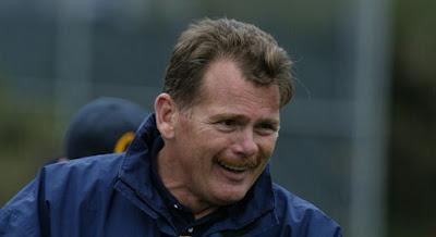 Cal Rugby Head Coach Jack Clark