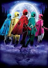 Power Rangers Fuerza Mistica