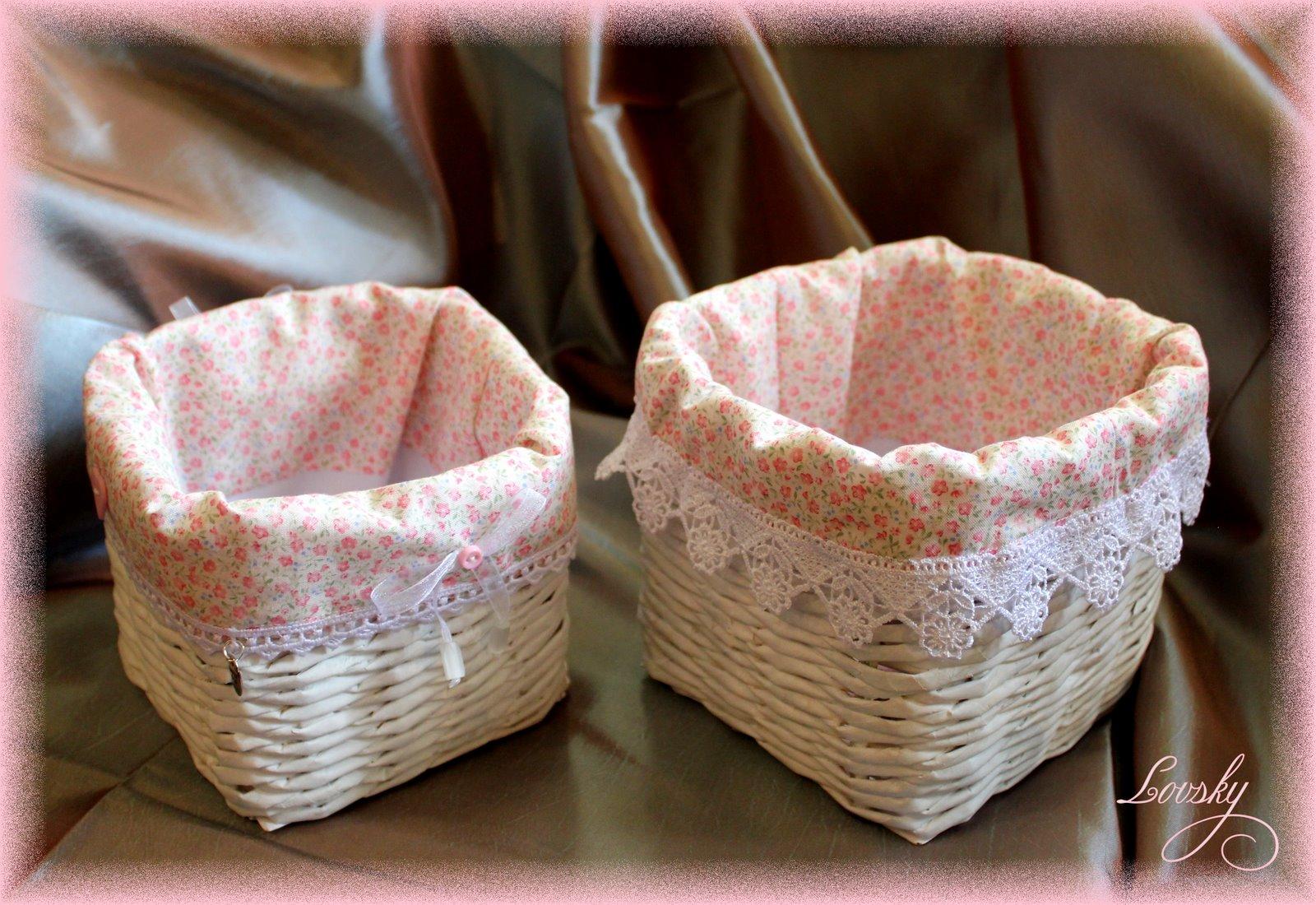 Как украсить плетеную коробку своими руками 61