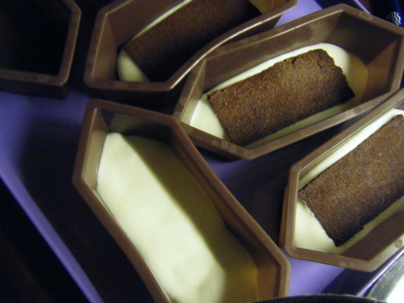 temperering af chokolade i mikroovn
