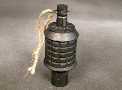 granada tipo 91