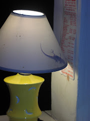 una lampara muy especial.