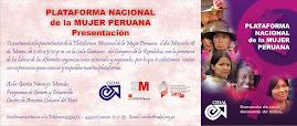 LIFS PRESENTE EN LA PLATAFORMA NACIONAL DE MUJERES