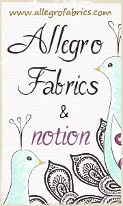 AllegroFabrics Website