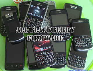 All Blackberry Firmware