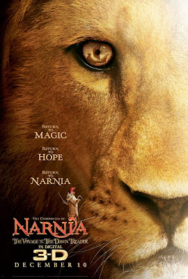 Watch The Chronicles of Narnia: The Voyage of the Dawn Treader (2010) Megavideo Movie Online