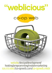 Co-Op Web - award-winning