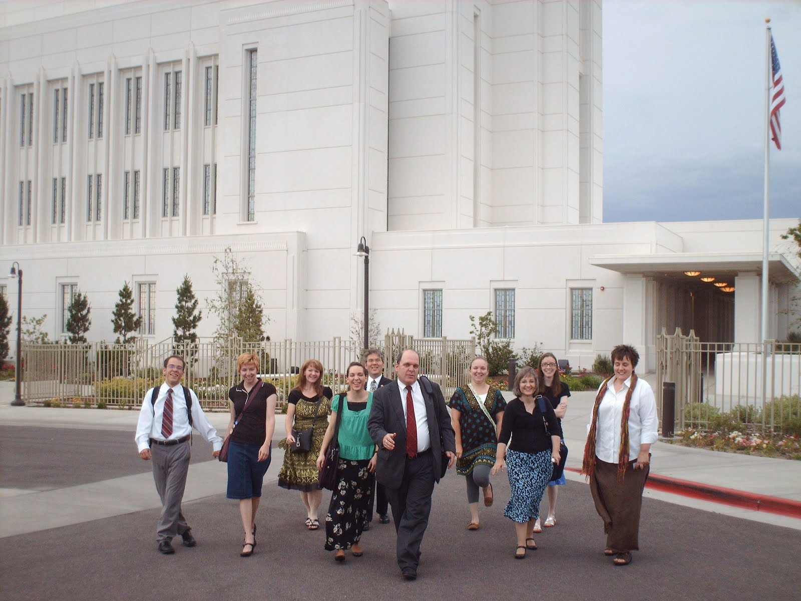 Rexburg Temple Sessions at The Rexburg Temple as