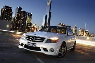 Mercedes-Benz C 63 AMG-1