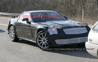 2009 Cadillac XLR-V-1