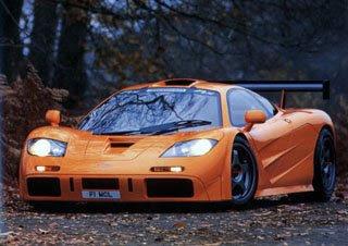 McLaren F1 LM-1