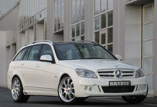 2008 Brabus Mercedes-Benz C-Class