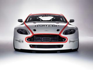 2008 Aston Martin Vantage N24
