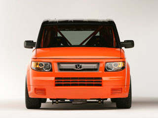 2006 Honda Element-D
