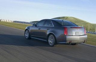 2009 Cadillac CTS-V-3