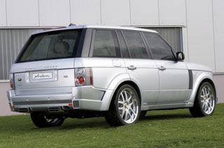 2008 Arden Range Rover AR7-3