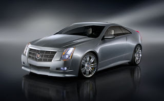 2009 Cadillac CTS Coupe Concept