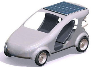 Taiwan Door Less Solar Car