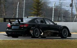 Lexus IS-F Racing Concept-2