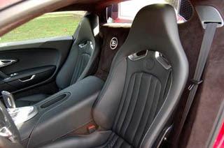 Red Bugatti Veyron-4