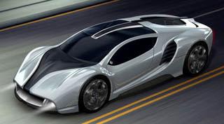 MCE MC1 super car-3