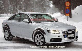 2009 Audi A4 Allroad