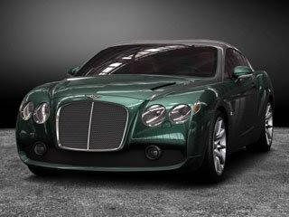 2008 Bentley Zagato GTZ