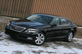 2008 Lexus LS600h L