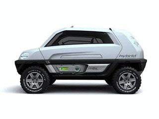 Magna Steyr MILA Alpin concept-2