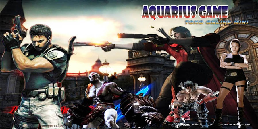 AQUARIUS-GAME SALES, INSTALL GAME, SERVICE PLAYSTATION SIDOARJO