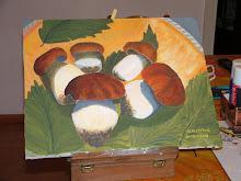 Funghi porcini.